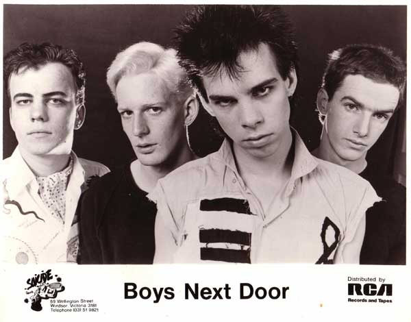 Mean moody Melbournian- an early Boys Next Door promo shot.  sc 1 st  The I-94 Bar & Forty years after the not so great u0027Lethal Weaponsu0027 rock and roll ...