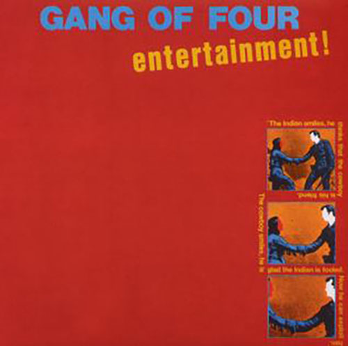 Entertainment gang of four