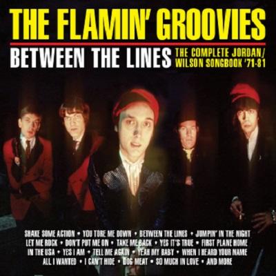 Flamin Groovies Between The Lines Hi res