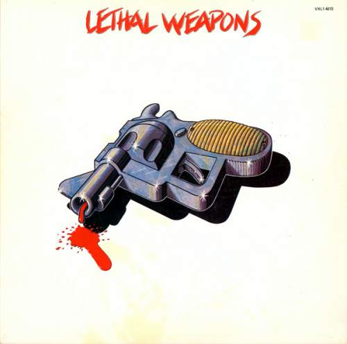 lethal weapons front