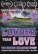 louder than love cover