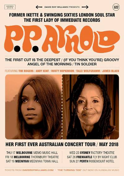 pp arnold poster