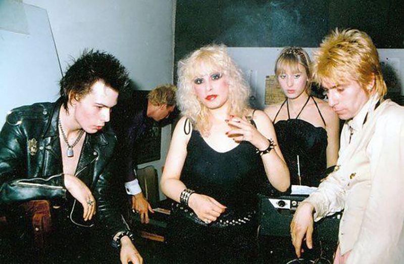 sid nancy and jerry nolan nyc