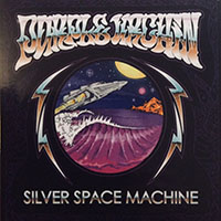 silver space machine