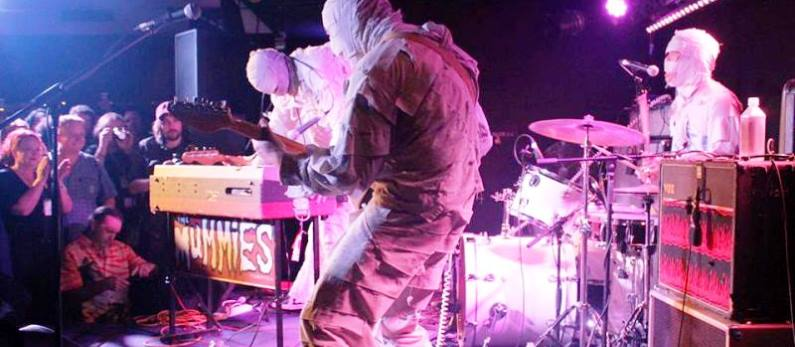 The Mummies live in Sydney