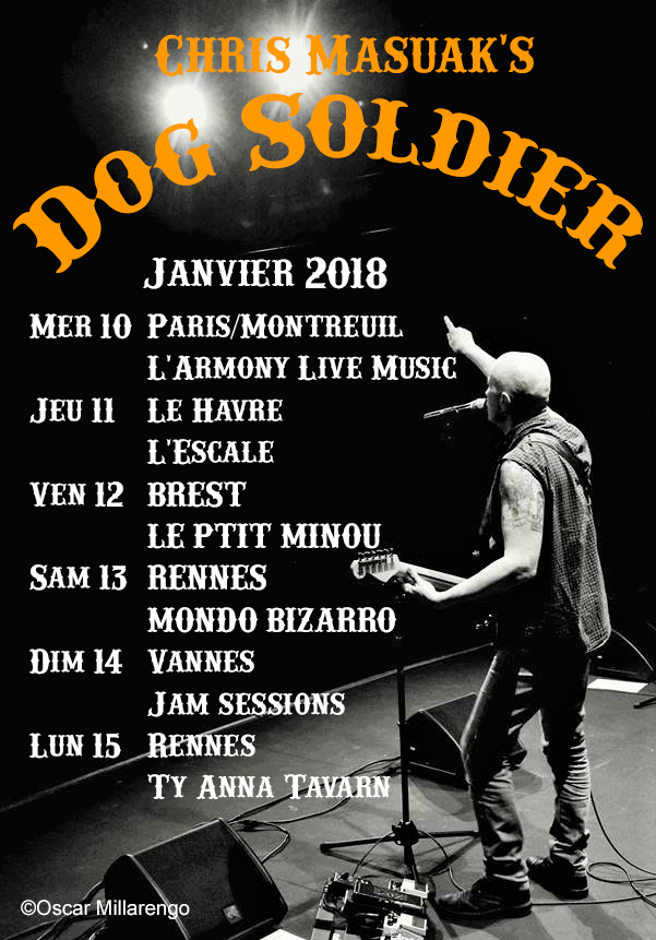 Dog Soldier alternative poster