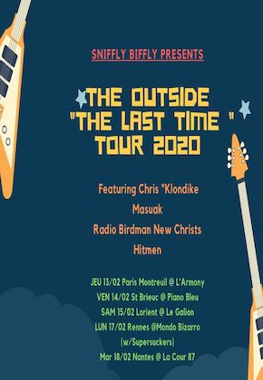 the outside tour